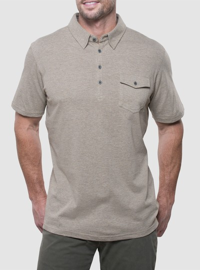 KÜHL STIR POLO in category Men Short Sleeve